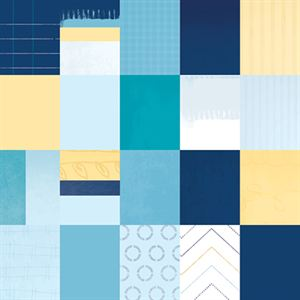Picture of Blue Skies Designer Cardstock